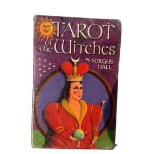 New! Tarot Cards-Tarot Of tHe Witches/Cards/Games
